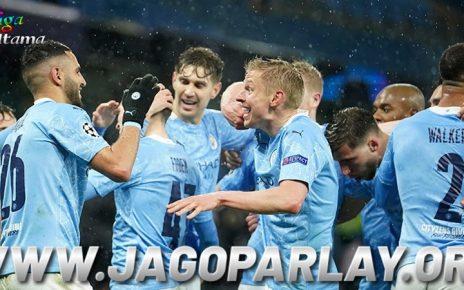 Final UCL Pertama Manchester City