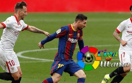 Ivan Rakitic Berharap Messi Bertahan di Barcelona