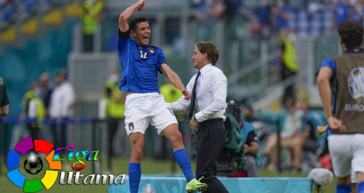 Takluk dari Italia, Wales Tetap Melenggang ke 16 Besar