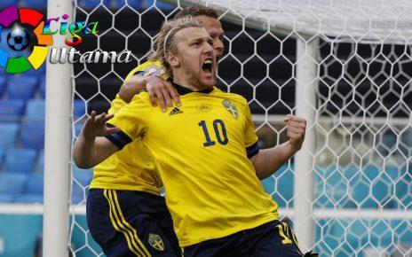Bungkam Slovakia, Swedia Pimpin Grup E