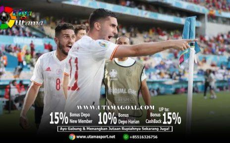 Spanyol Hujani Gawang Slovakia 5 Gol Pada Kemenangan Perdana