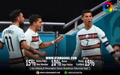Cristiano Ronaldo Ukir 6 Rekor Sekaligus saat Portugal Libas Hungaria