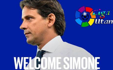 Simone Inzaghi Resmi Jadi Manajer Baru Inter Milan
