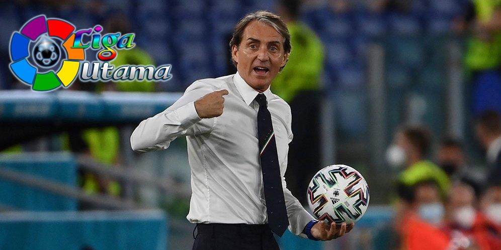 Kata-kata Mancini Jadi Kunci Kemenangan Italia