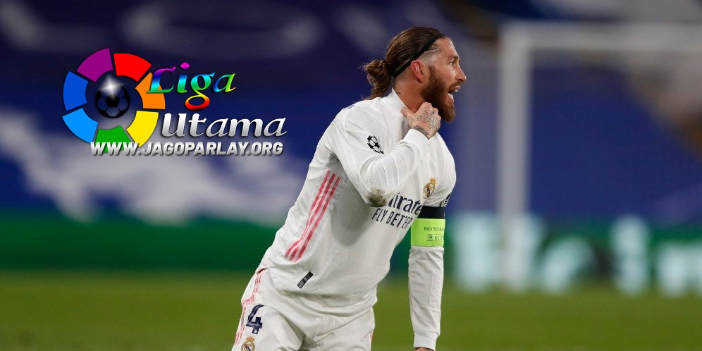 Sergio Ramos Putuskan Bertahan di Real Madrid
