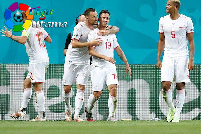 Hasil Euro 2020 Prancis vs Swiss: Skor 3-3 (Penalti 4-5)