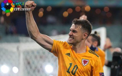 Ramsey Siap Ditampung Barcelona