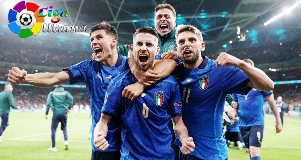 Ditantang Italia di Final Euro 2020, Inggris Bakal Hadapi Laga Paling Sulit