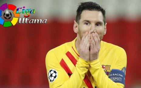 PSG Tawarkan Kontrak ke Lionel Messi