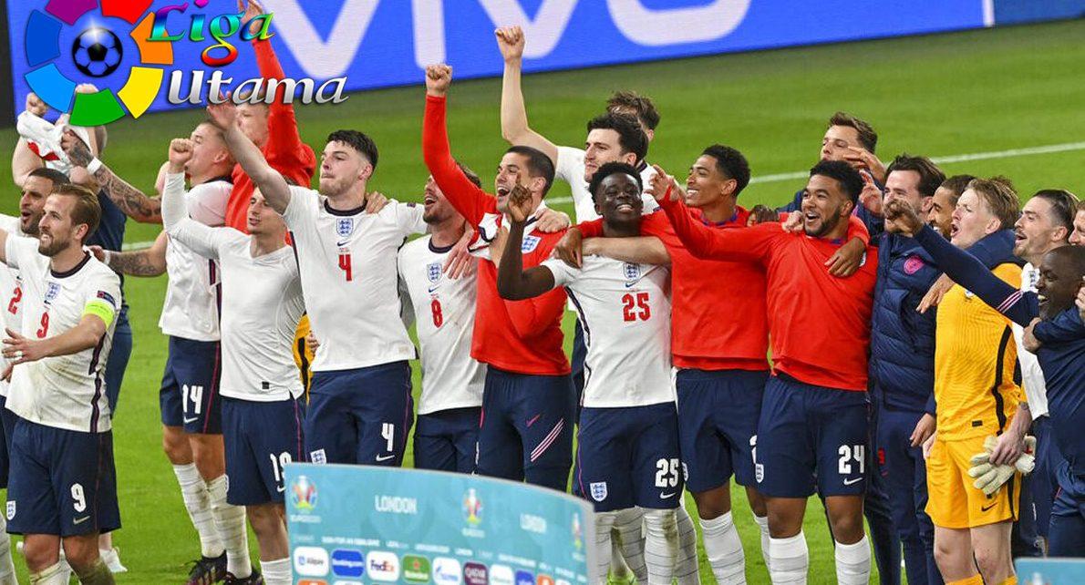 Gara-gara Ulah Tak Sportif Suporternya, Timnas Inggris Terancam Sanksi dari UEFA