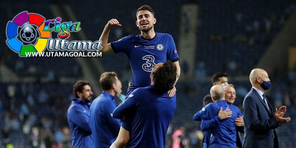 Jorginho Layak Dibikinkan Patung Oleh Chelsea