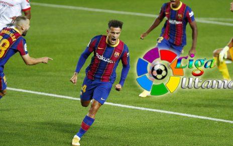 Gara-gara Liverpool, Barcelona Mungkin Bekukan Philippe Coutinho dari Skuad