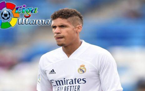 Varane Kembali Berlatih dengan Real Madrid Batal ke MU?