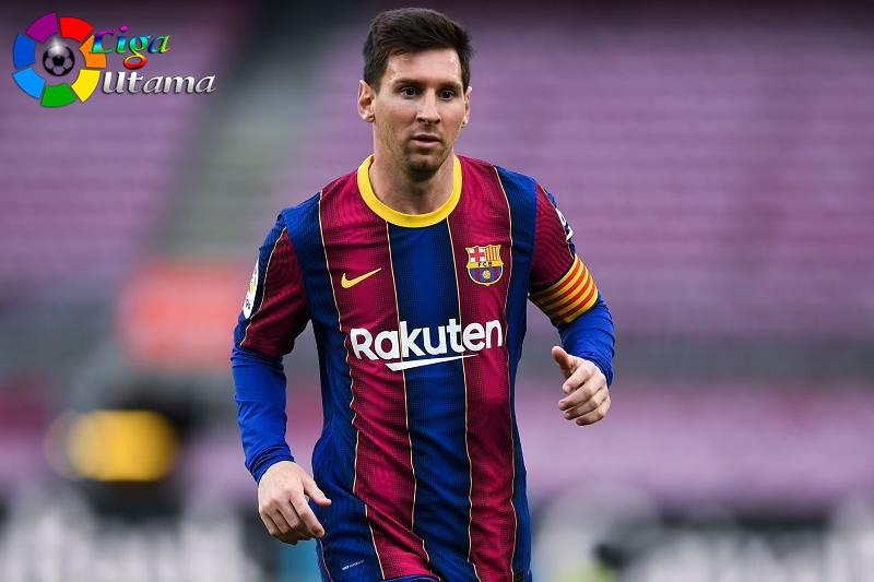 Fabregas Yakin Messi Akan Bertahan di Barcelona