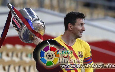 Barcelona Mengumumkan Batal Mengontrak Lionel Messi