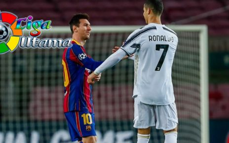 Saran James Rodriguez untuk Lionel Messi