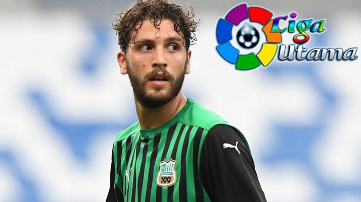 Sassuolo Bergeming Saat Juventus Kembali Berusaha Menawar Manuel Locatelli