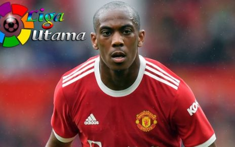 Manchester United Tak Jual Anthony Martial