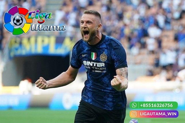 Inter Milan Awali Musim dengan Sangat Baik