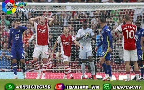 Satu Pemain Arsenal Dapat Pujian Saat Kalah