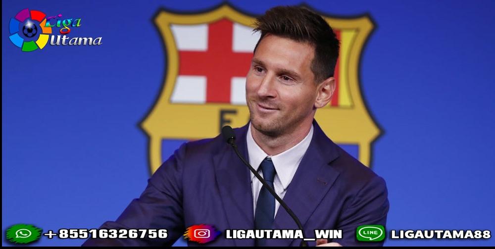 Lionel Messi Tak Jadi Diperkenalkan PSG