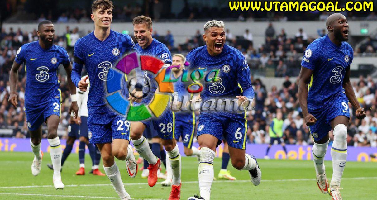 Tottenham Dilumat Habis oleh Chelsea