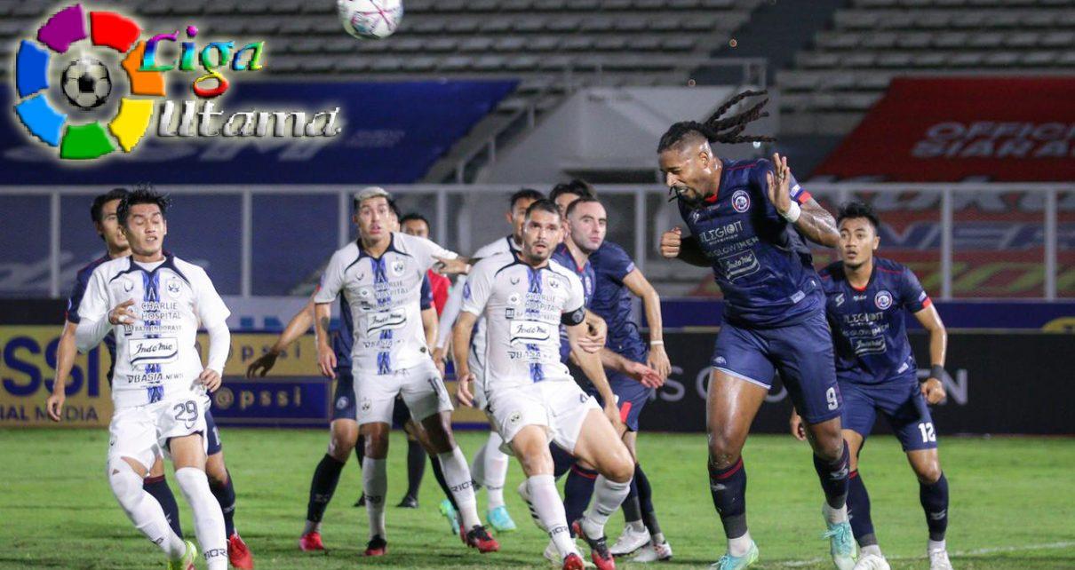 Arema FC Kembali Gagal Petik 3 Poin