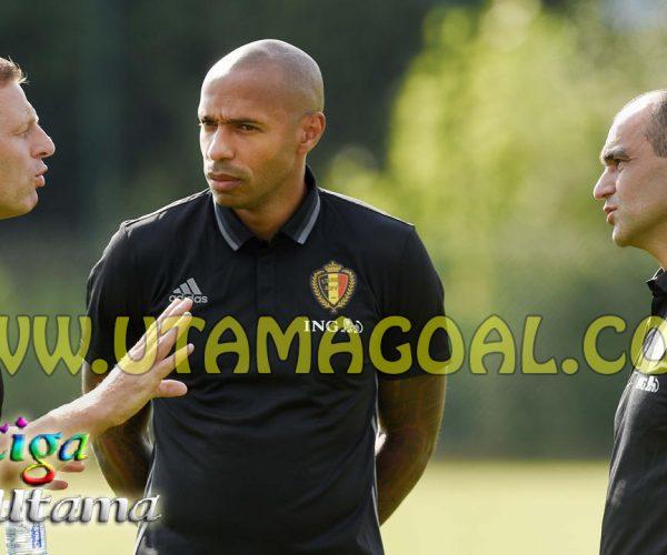 Thierry Henry Jadi Kandidat Pelatih Barcelona