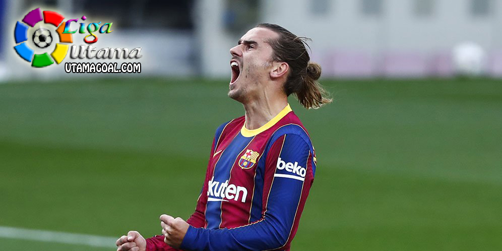 Barcelona Tawarkan Antoine Griezmann ke Manchester United