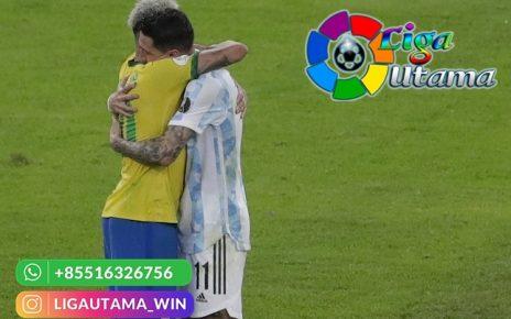 Prediksi Brasil vs Argentina 6 September 2021