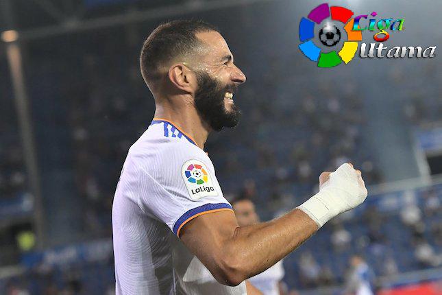Karim Benzema Masuk Starting XI Terbaik di Kompetisi Domestik Eropa
