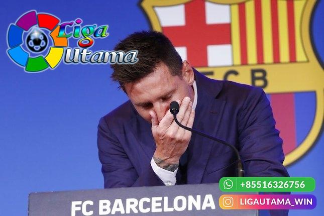 Lionel Messi: Saya Sudah Memutuskan Akan Pensiun di Barcelona