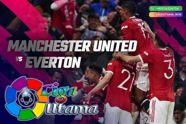 Prediksi Manchester United vs Everton 2 Oktober 2021